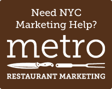 Metro Restaurant Marketing